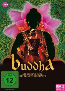 Buddha - Die Erleuchtung des Prinzen Siddharta Box 2, 3 DVDs