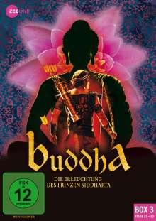 Buddha - Die Erleuchtung des Prinzen Siddharta Box 3, 3 DVDs