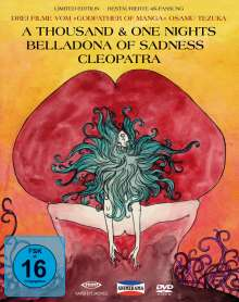 Animerama: A Thousand & One Nights / Belladonna of Sadness / Cleopatra (Limited Edition), 3 DVDs