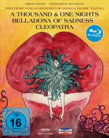Animerama: A Thousand & One Nights / Belladonna of Sadness / Cleopatra (Limited Edition) (Blu-ray), 3 Blu-ray Discs