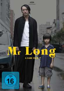 Mr. Long (Limited Special Edition), 2 DVDs