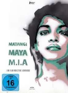 Matangi / Maya / M.I.A. (OmU) (Digipack), DVD