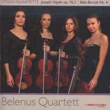 Belenus Quartett, CD