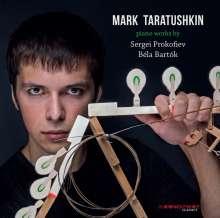 Mark Taratushkin, Klavier, CD