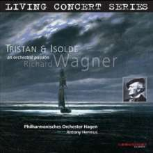 Henk de Vlieger (geb. 1953): Tristan & Isolde - An Orchestra Passion, CD