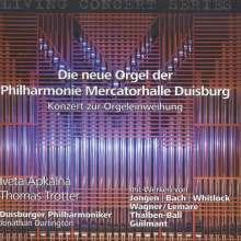 Die neue Eule-Orgel der Philharmonie Mercatorhalle Duisburg, CD