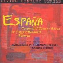 Anhaltische Philharmonie Dessau, CD
