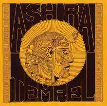 Ashra (Ash Ra Tempel): Ash Ra Tempel (First Album), CD