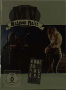 Madison Violet: Come As You Are: Live 2011, DVD