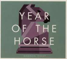 Madison Violet: Year Of The Horse, CD
