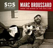 Marc Broussard: Save Our Soul II: Soul On A Mission, CD