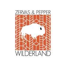 Zervas & Pepper: Wilderland, CD
