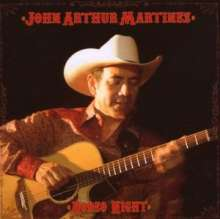 John Arthur Martinez: Rodeo Night, CD