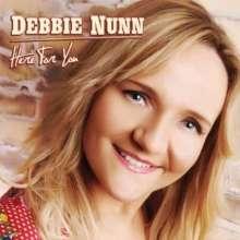 Debbie Nunn: Here For You, CD