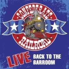 Confederate Railroad: Live: Back To The Barroom, CD