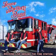 LenneBrothers Band: Rocking Live Around The Fire Station, CD