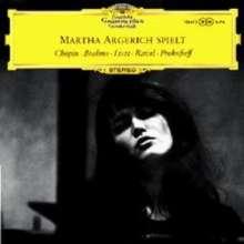 Martha Argerich spielt (180g), LP