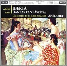 Joaquin Turina (1882-1949): Danzas Fantasticas (180g), LP