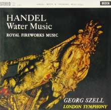 George Szell dirigiert Händel (180g), LP