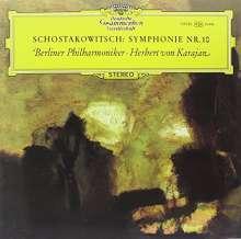 Dmitri Schostakowitsch (1906-1975): Symphonie Nr.10 (180g), LP