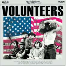 Jefferson Airplane: Volunteers (180g) (Limited-Edition), LP