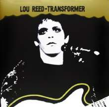 Lou Reed: Transformer (180g) (Limited-Edition), LP