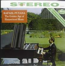 Rafael Puyana - The Golden Age of Harpsichord Music (180g), LP