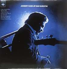 Johnny Cash: At San Quentin (180g) (Limited-Edition), LP