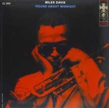 Miles Davis (1926-1991): 'Round About Midnight (180g) (Limited-Edition), LP