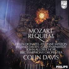 Wolfgang Amadeus Mozart (1756-1791): Requiem KV 626 (180g), LP