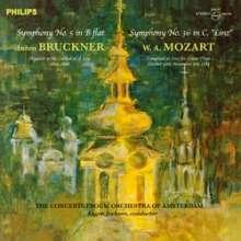 Anton Bruckner (1824-1896): Symphonie Nr.5 (180g), 2 LPs
