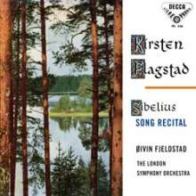 Kirsten Flagstad - Sibelius Song Recital, LP