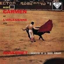 Georges Bizet (1838-1875): Carmen-Suiten Nr.1 & 2 (180g), LP