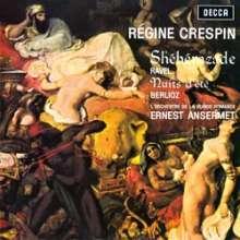 Maurice Ravel (1875-1937): Sheherazade für Sopran & Orchester, LP