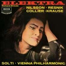 Richard Strauss (1864-1949): Elektra, 2 LPs