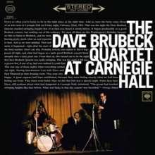 Dave Brubeck (1920-2012): The Dave Brubeck Quartet At Carnegie Hall (180g) (Limited-Edition), 2 LPs