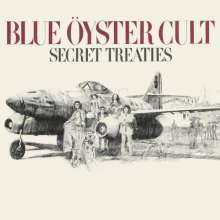 Blue Öyster Cult: Secret Treaties (180g) (Limited-Edition), LP