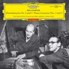 Bela Bartok (1881-1945): Klavierkonzerte Nr.2 & 3 (180g), LP