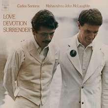 Carlos Santana & John McLaughlin: Love Devotion Surrender (180g) (Limited-Edition), LP