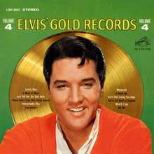 Elvis Presley (1935-1977): Elvis' Gold Records Vol. 4 (180g) (Limited Edition), LP