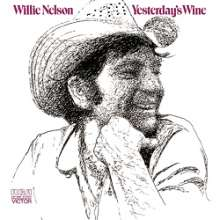 Willie Nelson: Yesterday's Wine (180g) (Limited-Edition), LP