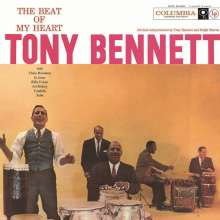 Tony Bennett (geb. 1926): The Beat Of My Heart (180g) (Limited-Edition) (mono), LP