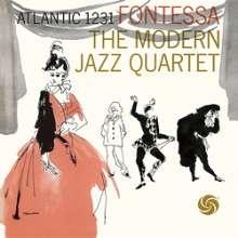 Modern Jazz Quartet: Fontessa (180g) (Limited-Edition), LP