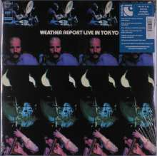Weather Report: Live In Tokyo (180g) (Limited-Edition), 2 LPs