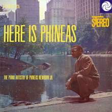 Phineas Newborn Jr. (1931-1989): Here Is Phineas (180g) (Limited Edition), LP