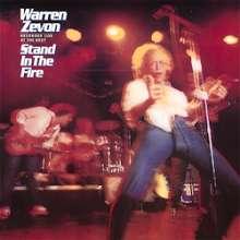 Warren Zevon: Stand In The Fire (180g) (Limited Edition), LP