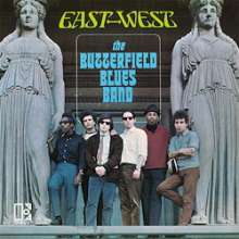 The Butterfield Blues Band: East - West (180g) (Limited Edition), LP