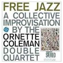 Ornette Coleman (1930-2015): Free Jazz (180g) (Limited Edition), LP