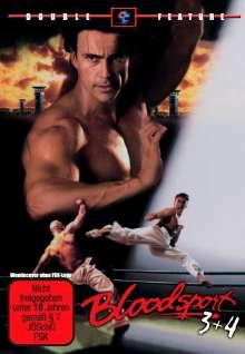 Bloodsport 3 & 4, DVD