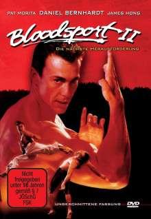 Bloodsport 2, DVD